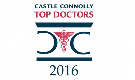 Castle Connolly Top Doctors 2016 NYC