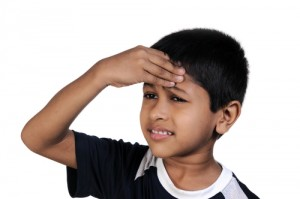 sinus problems in kids