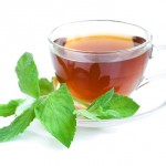 peppermint tea for sinusitus
