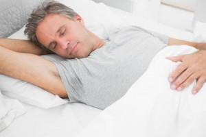sleeping-and-sinusitus
