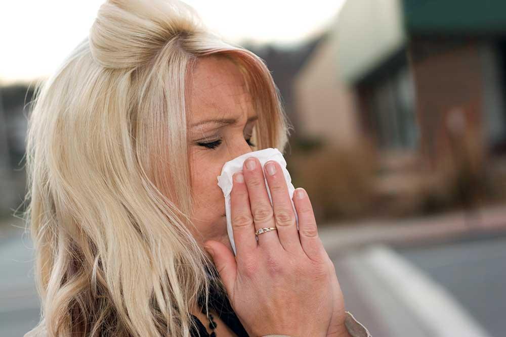 Allergy Mistakes
