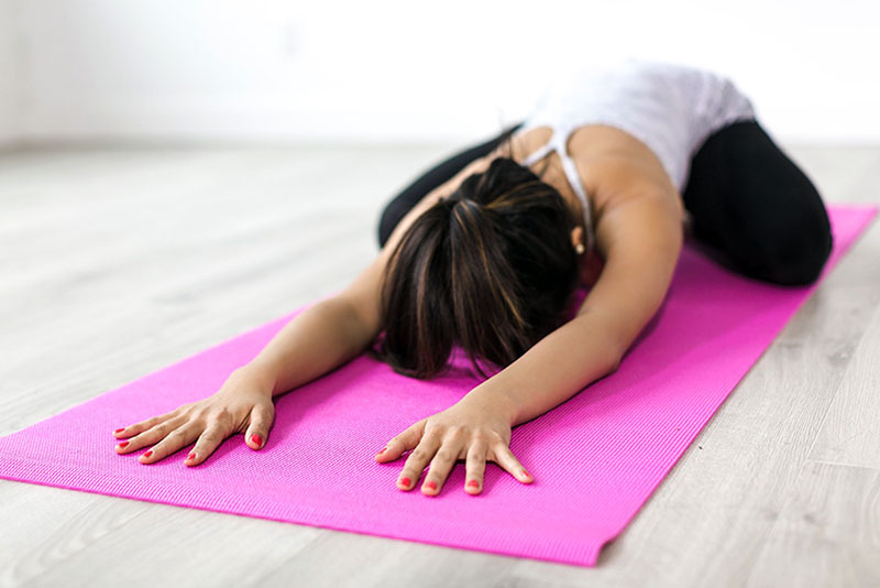 Improve Your Sinuses with Yoga