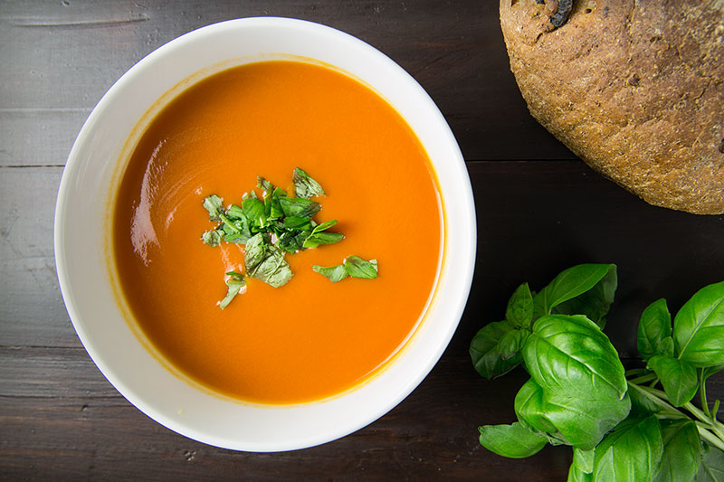 Sinus Clearing Soups