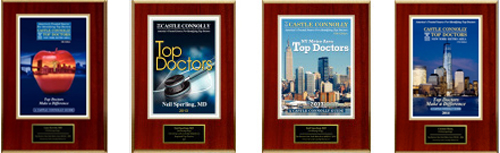 Dr. Krevitt Named as a Castle Connolly Top Doctor 2012 - 2015