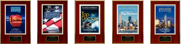Dr Gold Named Castle Connolly Top Doctor 2010 - 2015