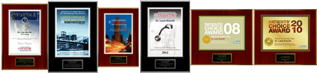 Dr. Krevitt named Castle Connolly Top Doctors (5 years) and Patient's Choice 2008-2010