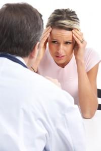 sinusitis sufferer