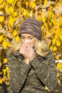 fall allergy or cold?