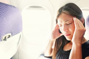 flying with a sinus infection