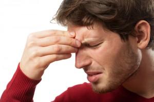 Deviated Septum Sinus Pressure