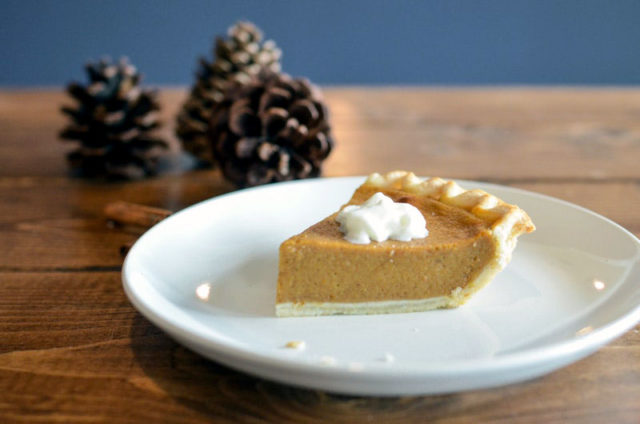 Allergy-Friendly Pumpkin Pie Recipe