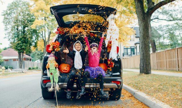 Asthma and Halloween