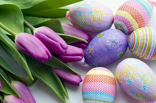 Hypoallergenic Flowers for Easter