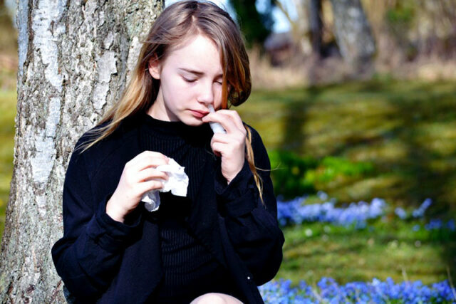 Sinus Problems in the Spring